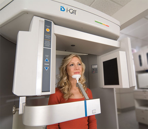 i-CAT 3D Digital Imaging | Exceptional Dentistry | Dubuque, Iowa